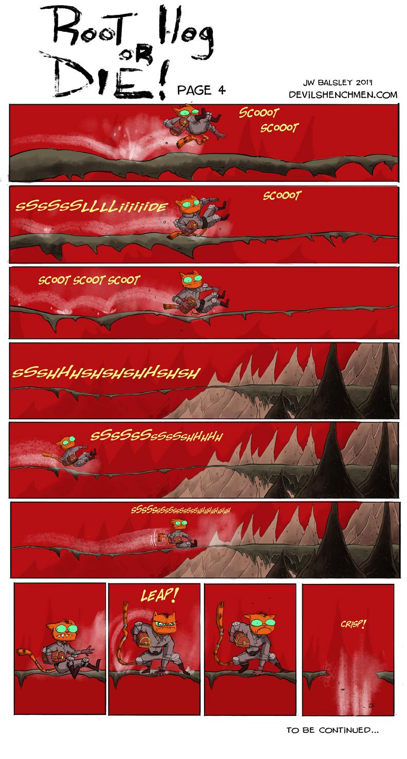 Root Hog or Die page 4